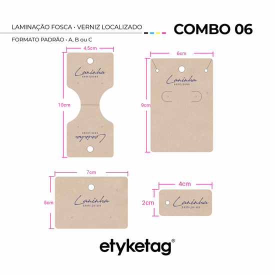 Imagem de COMBO 06 ( 4 mod. )