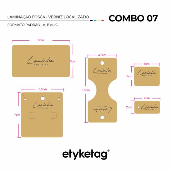 Imagem de COMBO 07 ( 5 mod. )